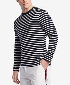 Tommy Hilfiger Men's Carl Stripe T-Shirt, Created for Macy's