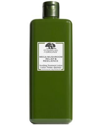 Limited Edition Dr. Andrew Weil For Origins Mega Mushroom Relief & Resilience Soothing Treatment Lotion, 13.5 fl. oz.