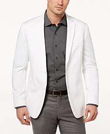 Alfani Men's Luxe Stretch Sport Coat, Created for Macy's