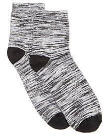 Women's  Super-Soft Cropped Socks