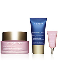 Clarins 3-Pc. Multi-Active Discovery Gift Set