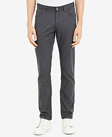Calvin Klein Men's Five-Pocket Pants