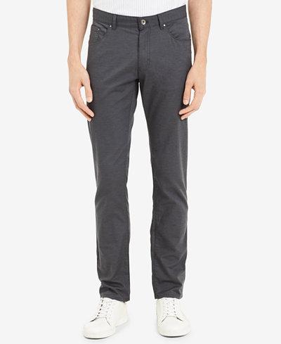 Calvin Klein Men's Five-Pocket Pants