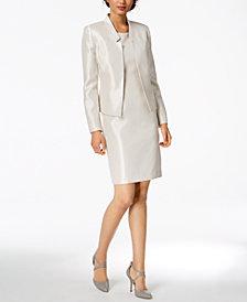 Le Suit Flyaway Jacket & Dress