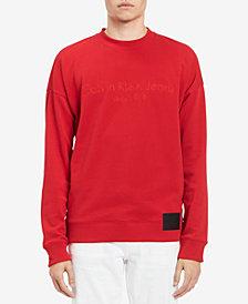 Calvin Klein Jeans Men's Oversized Sweatshirt