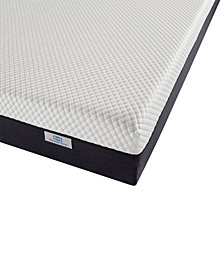 "BeautySleep 10"" Luxury Firm Mattress, Quick Ship, Mattress in a Box- California King"
