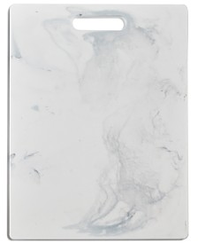 "Martha Stewart Collection Marble-Print 11"" x 14.5"" Cutting Board, Created for Macy's"