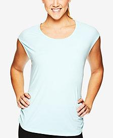 Gaiam Jenna Cutout-Back Performance T-Shirt