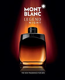 Men's Legend Night Fragrance Collection