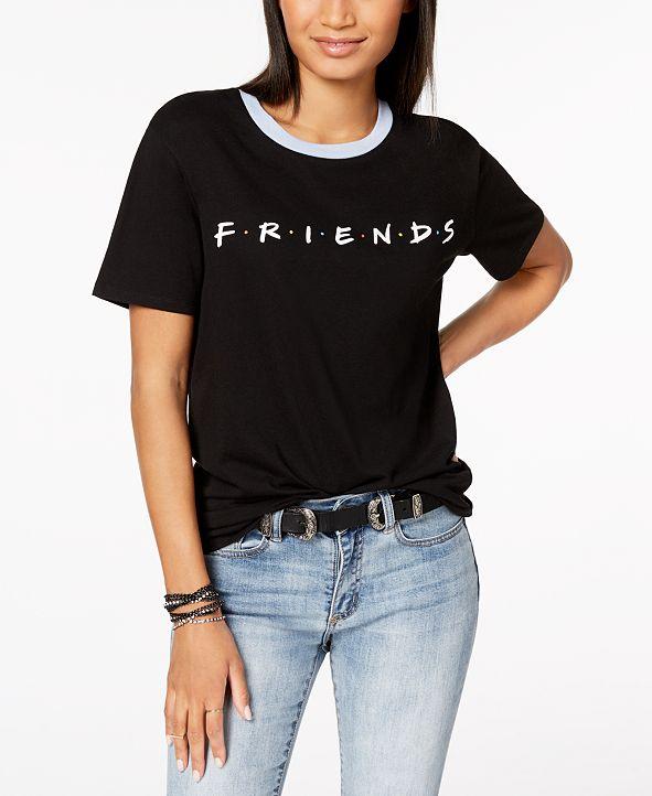 Love Tribe Juniors' Friends Graphic T-Shirt