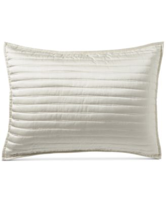 Plume Quilted Standard Sham, Created for Macy's