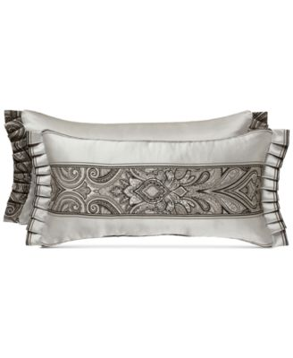 "Chancellor Boudoir 20"" x 12"" Decorative Pillow"