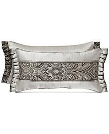 "J Queen New York Chancellor Boudoir 20"" x 12"" Decorative Pillow"