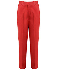 Tommy Hilfiger Stretch Fine Twill Pants, Big Boys