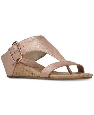 Donald Pliner Doli Wedge Sandals Women's Shoes