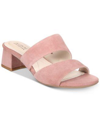Block Heel Women S Sandals And Flip Flops Macy S