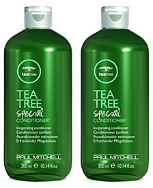Tea Tree Special Conditioner Duo (Two Items), 10.14-oz., from PUREBEAUTY Salon & Spa