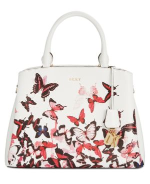 PAIGE LARGE SATCHEL, CREATED FOR MACY'S