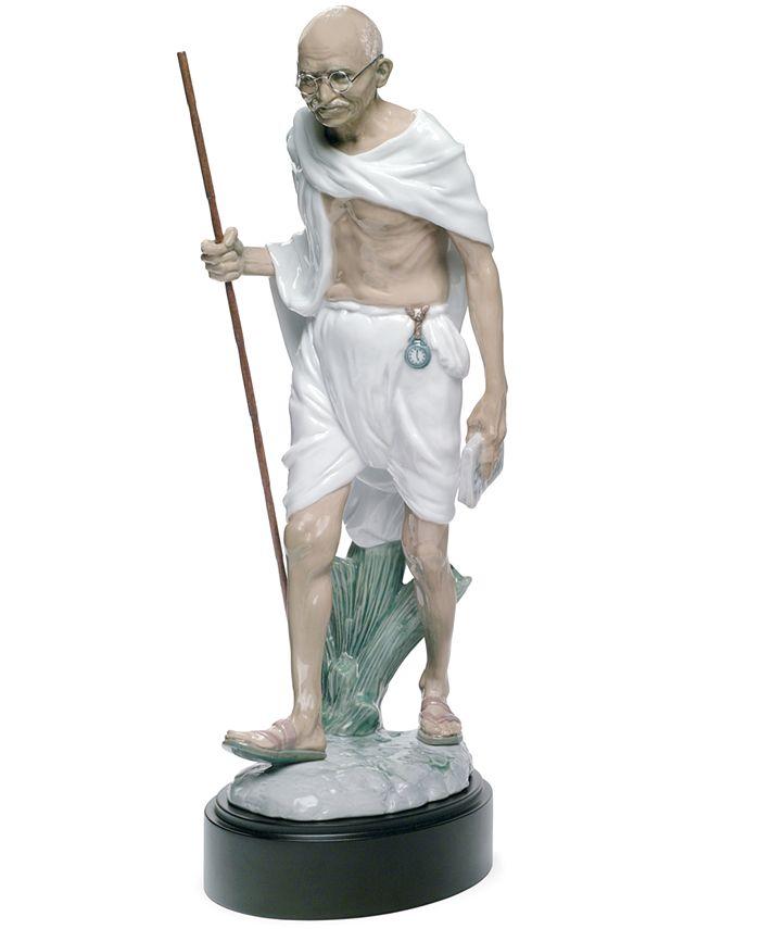 Lladró - Gandhi Figurine