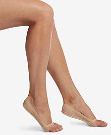 HUE® Women's Classic Open-Toe Liner Socks