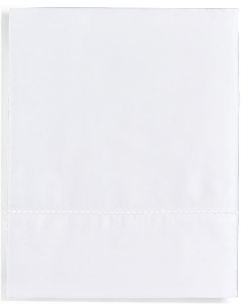 Martha Stewart Collection Solid Open Stock 400 Thread Count Twin Fitted Sheet, Created for Macy's