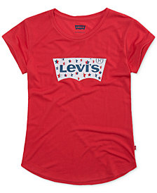 Levi's® Star-Detail Logo T-Shirt, Toddler Girls