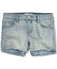 Levi's® Altered Shorty Shorts, Big Girls