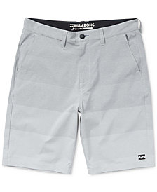 Billabong Crossfire X Faderade Shorts, Big Boys