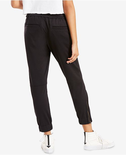 f8f8506d Levi's Jet Set Tapered Zip-Hem Pants & Reviews - Pants & Capris ...