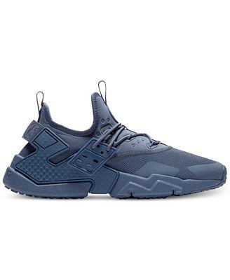 Nike Men's Air Huarache Run Casual Sneakers from Finish Line