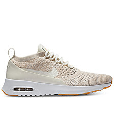 Nike Women's Air Max Thea Ultra Flyknit Running Sneakers from Finish Line