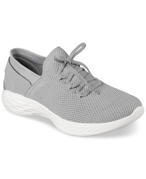 Skechers Women's 4 You Spirit Casual Walking Sneakers from Finish Line RRgdCnnL