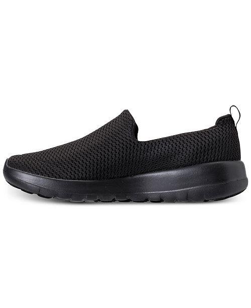 699d35ae615 ... Skechers Women s GOwalk Joy Wide Casual Walking Sneakers from Finish ...