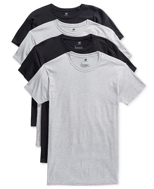best authentic uk availability super cheap Men's 4-Pk. Platinum ComfortFit Crew Neck T-Shirts