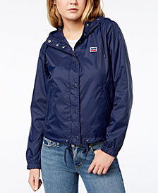 Levi's® Retro Hooded Windbreaker