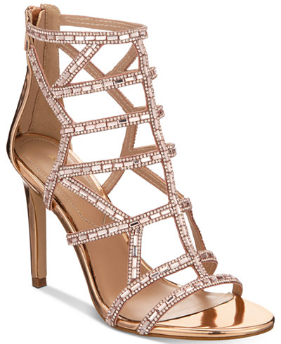 ALDO Norta Caged Evening Sandals