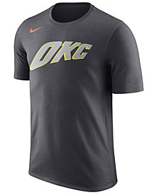 Nike Men's Oklahoma City Thunder City Team T-Shirt