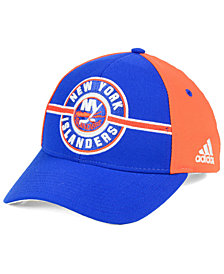 adidas New York Islanders Circle Adjustable Cap