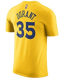 Nike Men's Kevin Durant Golden State Warriors City Player T-Shirt