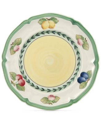 Dinnerware, French Garden Bread and Butter Plate