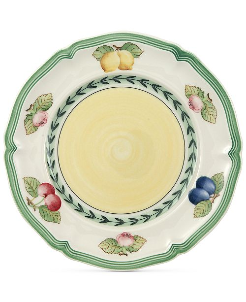 Villeroy & Boch Dinnerware, French Garden Bread and Butter Plate