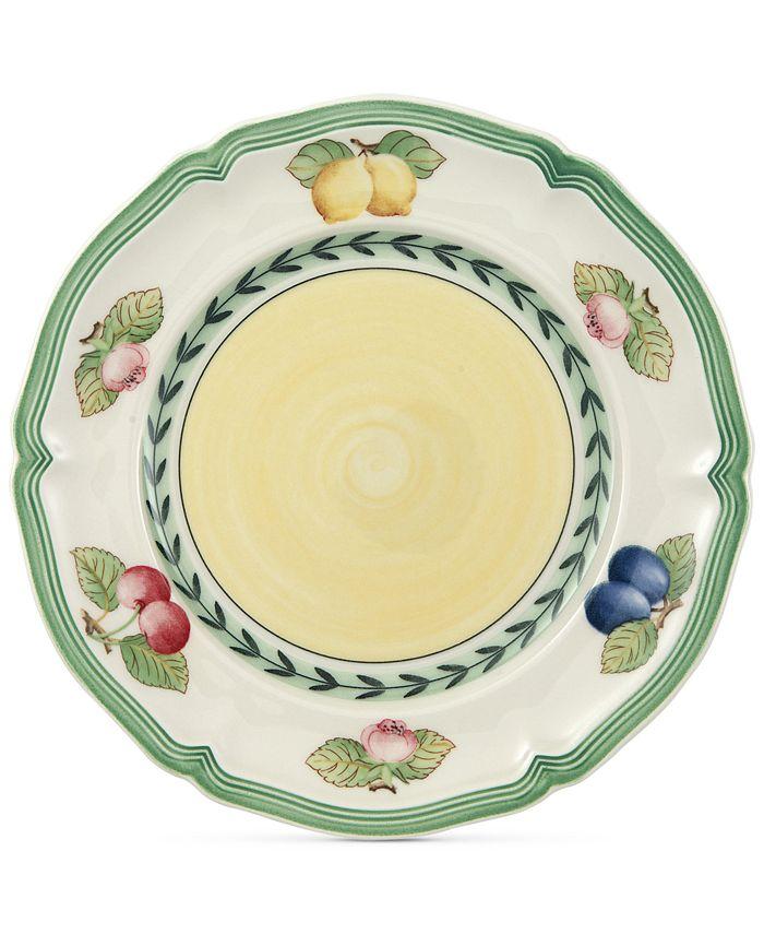 "Villeroy & Boch - ""French Garden"" Bread & Butter Plate"