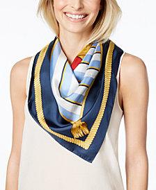 Lauren Ralph Lauren Zina Silk Square Scarf