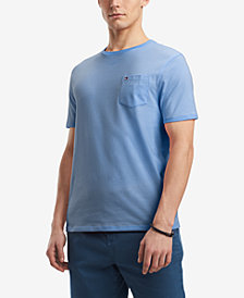Tommy Hilfiger Men's Tommy Crew Neck Pocket T-Shirt, Created for Macy's