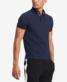 4850e326b Tan/Beige Ultra-Soft Mens Polo Shirts at Macy's - Macy's