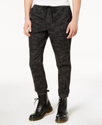 Men's Camo Jogger Pants, Created for Macy's