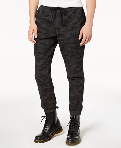 American Rag Men's Camo Jogger Pants, Created for Macy's