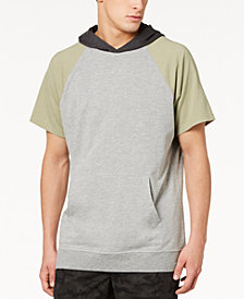 American Rag Men's Raglan Short-Sleeve Hoodie, Created for Macy's