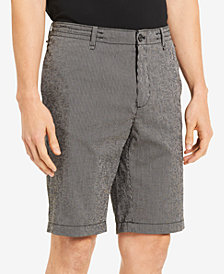 "Calvin Klein Men's Seersucker Stripe 9.5"" Shorts"