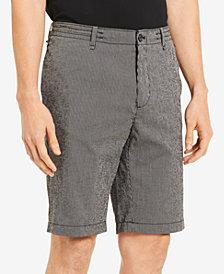 """Calvin Klein Men's Seersucker Stripe 9.5"""" Shorts"""